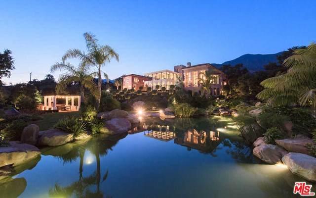 848 Hot Springs Road, Santa Barbara, CA 93108 (#21718658) :: Mainstreet Realtors®