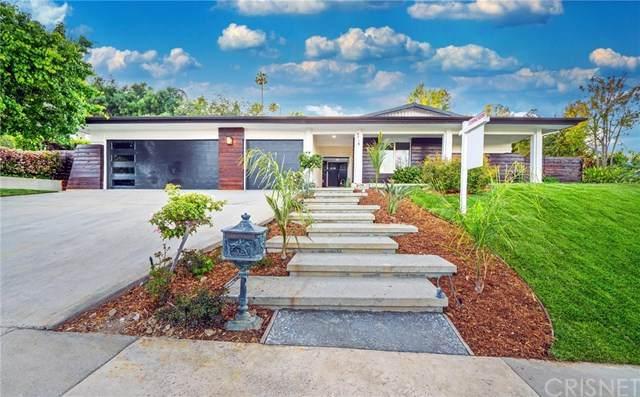 4719 Hermano Drive, Tarzana, CA 91356 (#SR21076721) :: Bathurst Coastal Properties