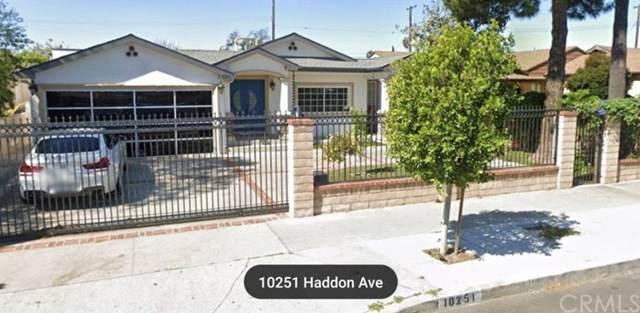 10251 Haddon Avenue, Pacoima, CA 91331 (#BB21078510) :: Wendy Rich-Soto and Associates