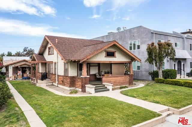 129 S Cedar Street, Glendale, CA 91205 (#21715774) :: Koster & Krew Real Estate Group | Keller Williams