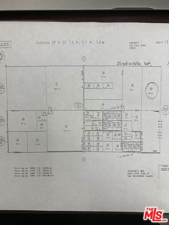 0 Bookasta Road, El Mirage, CA 92301 (MLS #21719164) :: Desert Area Homes For Sale