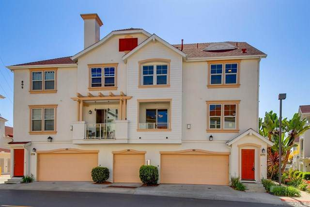 805 Harbor Cliff Way #219, Oceanside, CA 92054 (#210009677) :: The Houston Team | Compass