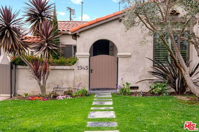 1945 S Bentley Avenue, Los Angeles (City), CA 90025 (#21718384) :: Compass