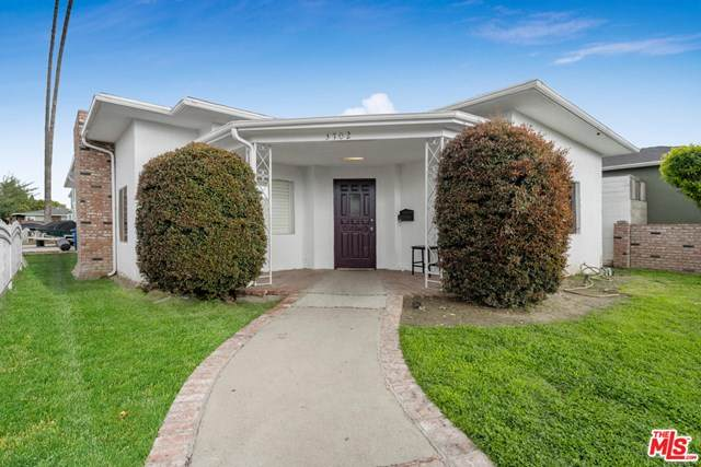 3702 Cimarron Street, Los Angeles (City), CA 90018 (#21718804) :: Wendy Rich-Soto and Associates