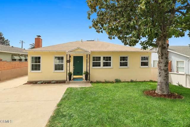 434 W Palm Street, Altadena, CA 91001 (#P1-4198) :: Blake Cory Home Selling Team