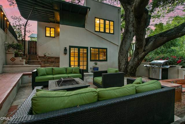 426 Fremont Avenue, South Pasadena, CA 91030 (#P1-4199) :: Blake Cory Home Selling Team