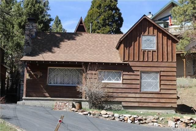 42882 Encino Road, Big Bear, CA 92315 (#TR21078745) :: Blake Cory Home Selling Team