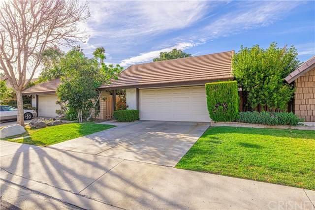 22729 Garzota Drive, Valencia, CA 91354 (#SR21077895) :: Zember Realty Group