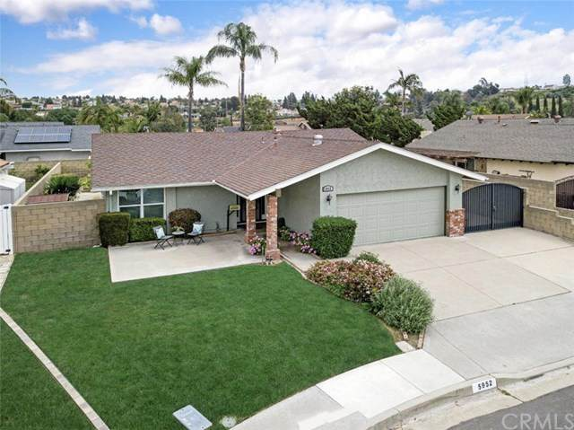 5952 Brookmont Drive, Yorba Linda, CA 92886 (#PW21078470) :: Wahba Group Real Estate | Keller Williams Irvine