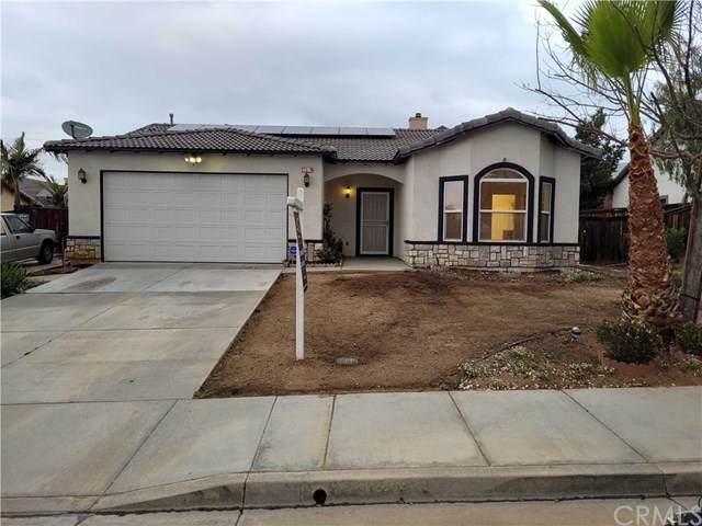 25078 Roadrunner Lane, Moreno Valley, CA 92557 (#EV21078742) :: Wahba Group Real Estate   Keller Williams Irvine