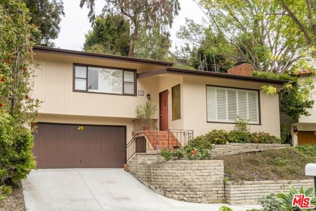 588 Dryad Road, Santa Monica, CA 90402 (#21719196) :: Legacy 15 Real Estate Brokers