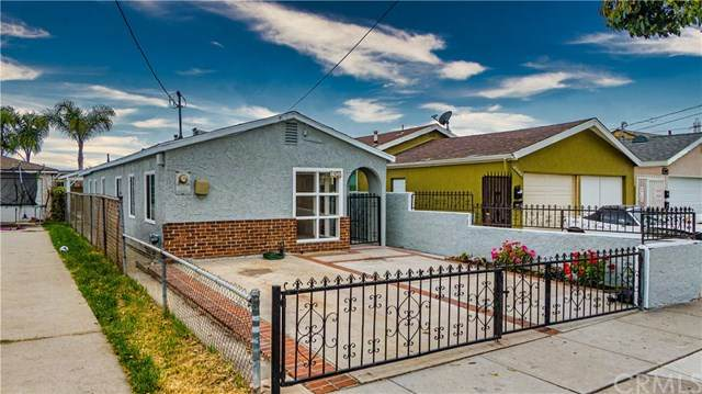 1950 W Arlington Street, Long Beach, CA 90810 (#DW21078870) :: Legacy 15 Real Estate Brokers