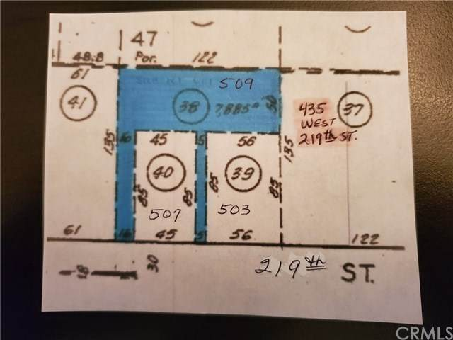 509 W 219th Street, Carson, CA 90745 (#SB21077892) :: Wendy Rich-Soto and Associates