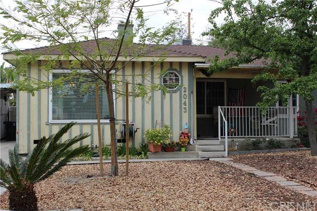 2043 N Evergreen Street, Burbank, CA 91505 (#SR21078358) :: The Brad Korb Real Estate Group