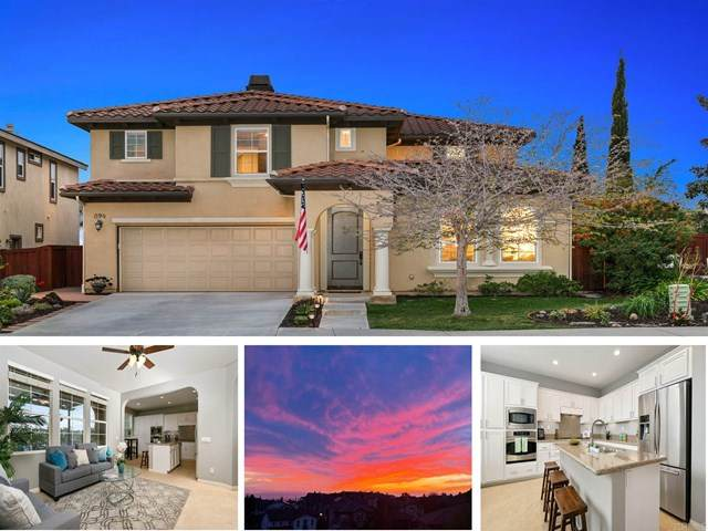 894 Chandelier Court, San Marcos, CA 92078 (#NDP2104004) :: eXp Realty of California Inc.
