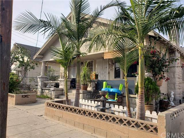322 W 12th, San Pedro, CA 90731 (#SB21078684) :: The Costantino Group | Cal American Homes and Realty