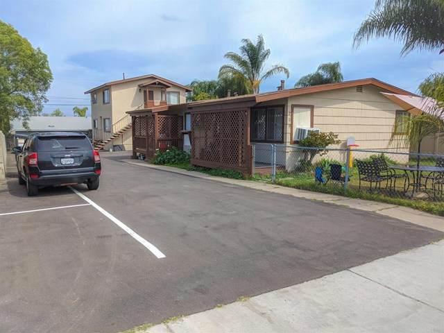 209-15 Millar Avenue, El Cajon, CA 92020 (#PTP2102542) :: The Kohler Group