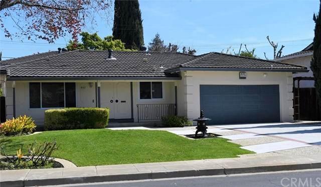 937 Perreira Drive, Santa Clara, CA 95051 (#SC21078977) :: RE/MAX Masters