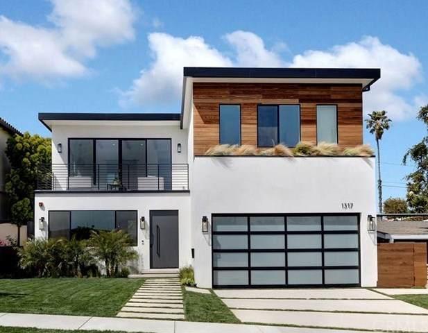 1317 Curtis Avenue, Manhattan Beach, CA 90266 (#SB21035011) :: Wendy Rich-Soto and Associates