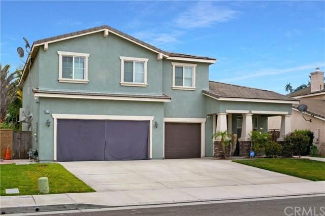 6532 Cedar Creek Road, Eastvale, CA 92880 (#IG21069635) :: COMPASS