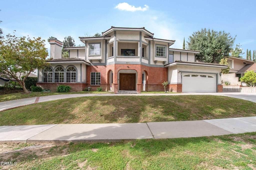 307 Camino Del Sol, South Pasadena, CA 91030 (#P1-4203) :: Blake Cory Home Selling Team