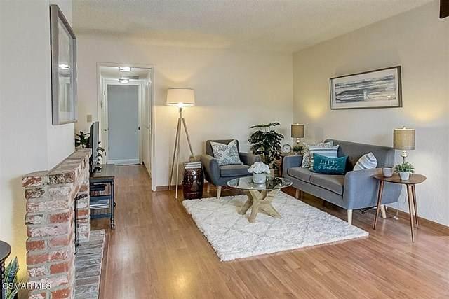 5257 Ben Avenue #2, Valley Village, CA 91607 (#221001943) :: Mainstreet Realtors®