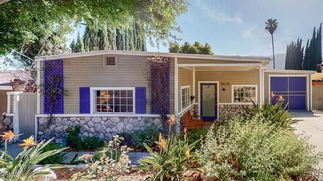 3610 4th Avenue, Glendale, CA 91214 (#P1-4204) :: Blake Cory Home Selling Team