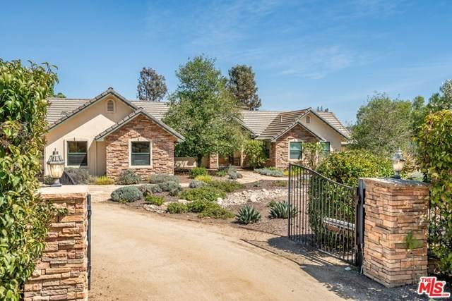 1444 N Refugio Road, Santa Ynez, CA 93460 (#21718678) :: Mainstreet Realtors®