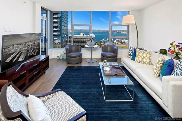 1388 Kettner Blvd #1601, San Diego, CA 92101 (#210009771) :: Massa & Associates Real Estate Group   eXp California Realty Inc