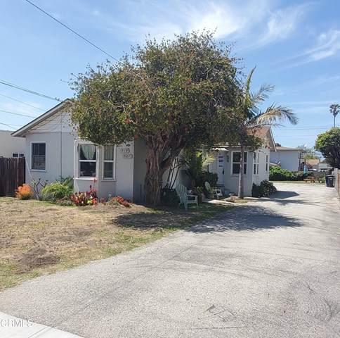 519 Arcade Drive, Ventura, CA 93003 (#V1-5158) :: eXp Realty of California Inc.