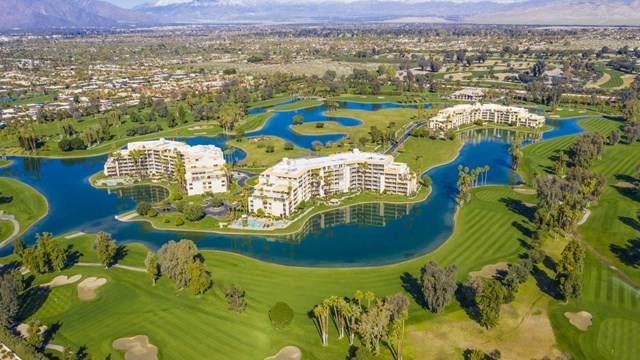 900 Island Drive #103, Rancho Mirage, CA 92270 (#219060567DA) :: Powerhouse Real Estate