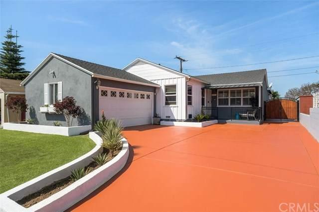 11931 Cimarron Avenue, Hawthorne, CA 90250 (#SB21079952) :: Mainstreet Realtors®