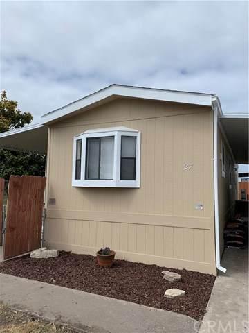 2550 Cienaga Street #27, Oceano, CA 93445 (#PI21079990) :: eXp Realty of California Inc.