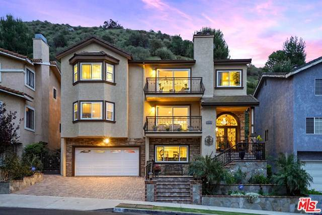 515 S Via Montana, Burbank, CA 91501 (#21719710) :: The Brad Korb Real Estate Group
