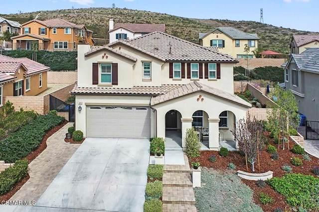 476 Almond Lane, Simi Valley, CA 93065 (#221001976) :: Go Gabby