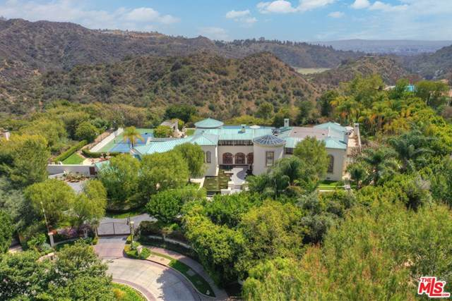 31 Beverly Park Terrace, Beverly Hills, CA 90210 (#21717118) :: Team Forss Realty Group