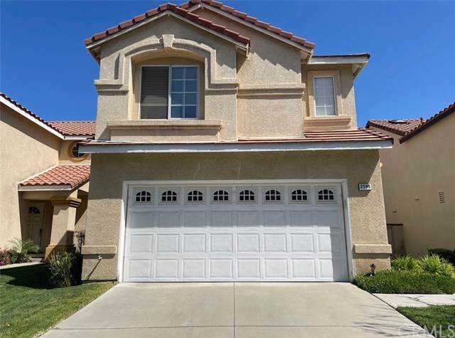 2598 Pointe Coupee, Chino Hills, CA 91709 (#WS21079932) :: COMPASS