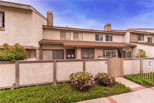 8342 Penfield Avenue #22, Winnetka, CA 91306 (#SR21078729) :: Mainstreet Realtors®