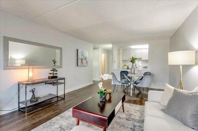 1700 Civic Center Drive #302, Santa Clara, CA 95050 (#ML81839376) :: Wahba Group Real Estate | Keller Williams Irvine