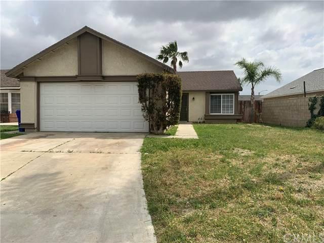 14189 Figwood Drive, Fontana, CA 92337 (#CV21080460) :: Cal American Realty