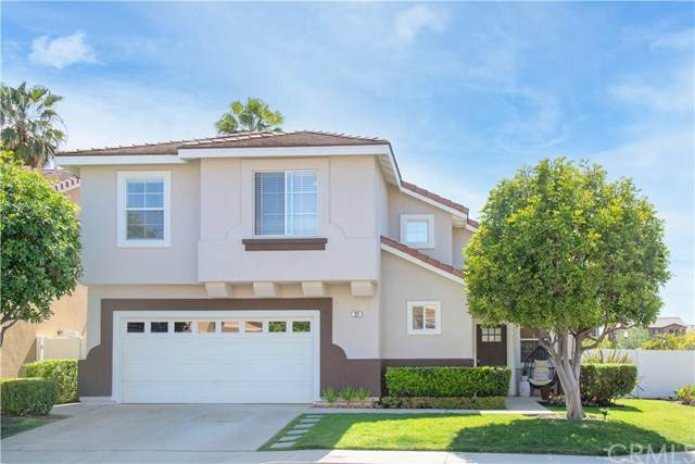 21 Calle Del Mar, Rancho Santa Margarita, CA 92688 (#PW21075861) :: Zen Ziejewski and Team