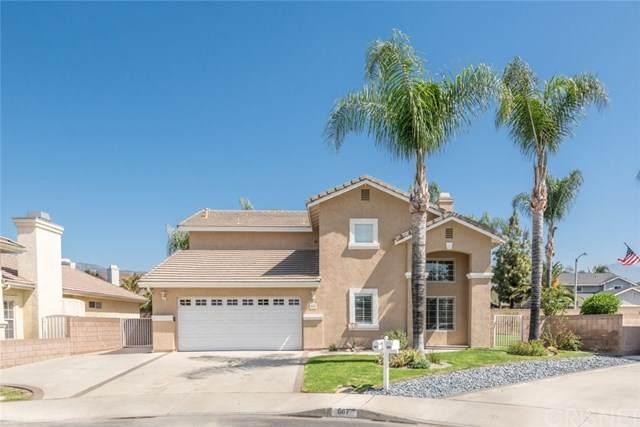567 Fernshaw Drive, La Verne, CA 91750 (#SR21080744) :: Cal American Realty