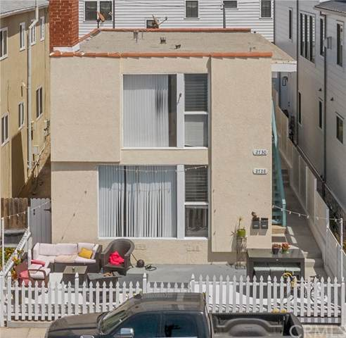 2728 Hermosa Avenue, Hermosa Beach, CA 90254 (#OC21080384) :: The Costantino Group   Cal American Homes and Realty