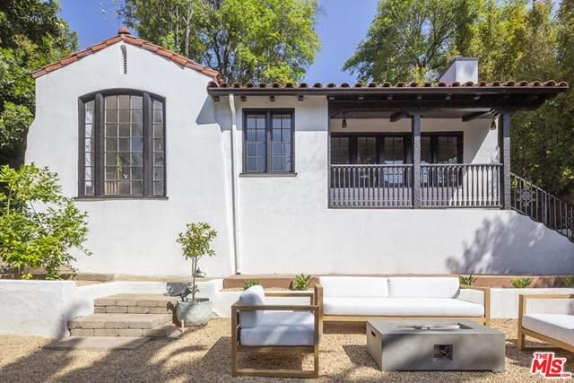 6621 Emmet Terrace, Los Angeles (City), CA 90068 (#21719406) :: Zember Realty Group