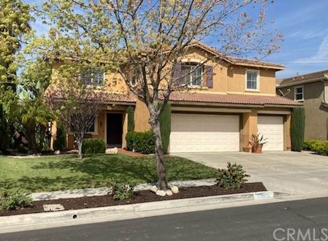 33858 Petunia Street, Murrieta, CA 92563 (#OC21080463) :: Power Real Estate Group