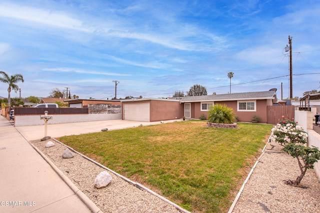 394 Sherman Avenue, Moorpark, CA 93021 (#221002009) :: Wahba Group Real Estate | Keller Williams Irvine