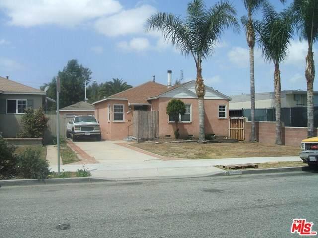 12203 S Eucalyptus Avenue, Hawthorne, CA 90250 (#21715534) :: Mainstreet Realtors®
