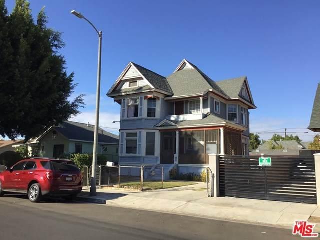 1219 W 25Th Street, Los Angeles (City), CA 90007 (#21719586) :: Zen Ziejewski and Team