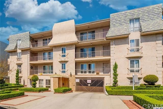 617 E Angeleno Avenue #304, Burbank, CA 91501 (#320005741) :: The Brad Korb Real Estate Group