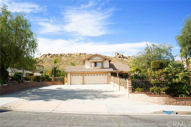 22828 Cattail Lane, Moreno Valley, CA 92557 (#IV21081327) :: Realty ONE Group Empire